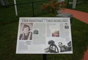 7448DL - Col Robert R Craner Veterans Park - Cohoes NY