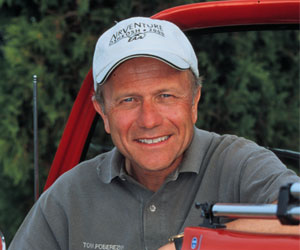 Tom Poberezny – Two-time former aerobatic champion and air show performer who later served as President, Chairman and CEO of the EAA; established the EAA Young Eagles program to encourage youth to become pilots.